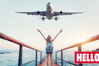 hello magazine fear of flying