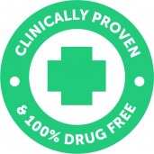 Allen Carrs easyway is clinically proven and drug free